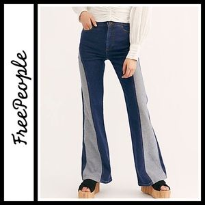 Free People Flip It and Reverse It Jeans NWOT